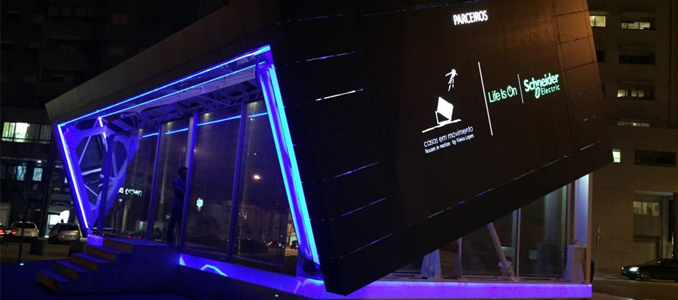 Schneider Electric assina protocolo com o Casas Em Movimento / Arch In Motion