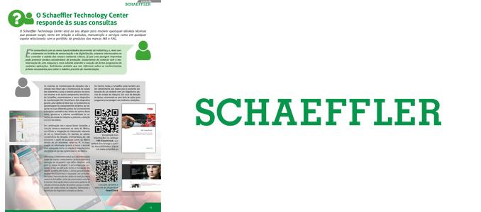 Monitorização de vibrações de máquinas com a Schaeffler