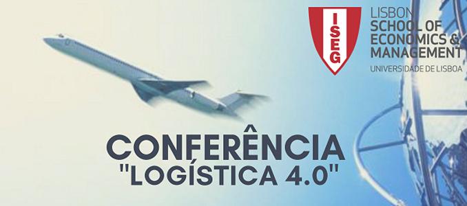"""ISEG promove conferência """"Logística 4.0"""""""