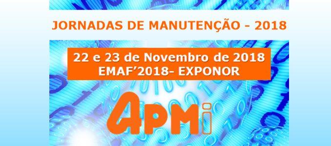 Programa das Jornadas de Manutenção 2018 da APMI