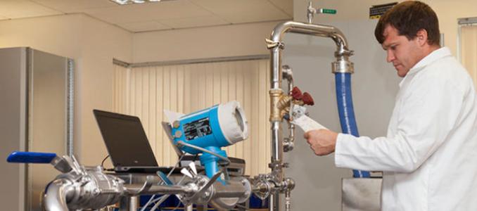 """Endress+Hauser promove webinar """"Calibração e verificação otimizadas na indústria alimentar"""""""