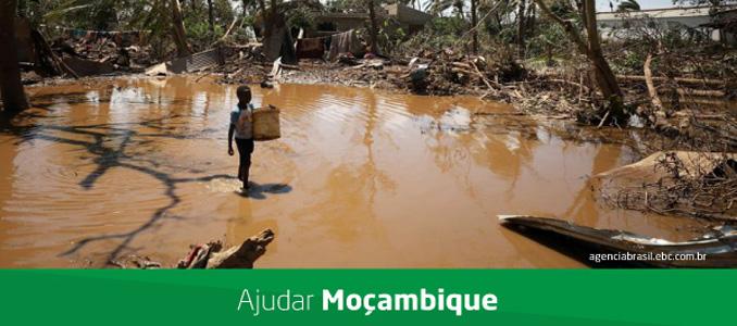 F.Fonseca com campanha de apoio a Moçambique