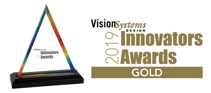 TST Engineering & Vision premiada no Vision Systems Design 2019 Innovators Awards
