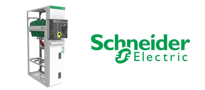Schneider Electric revela inovador comutador de média tensão que utilizar ar e recursos digitais