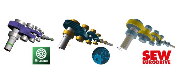Schaeffler digitaliza o processo de desenvolvimento no fabrico de engrenagens