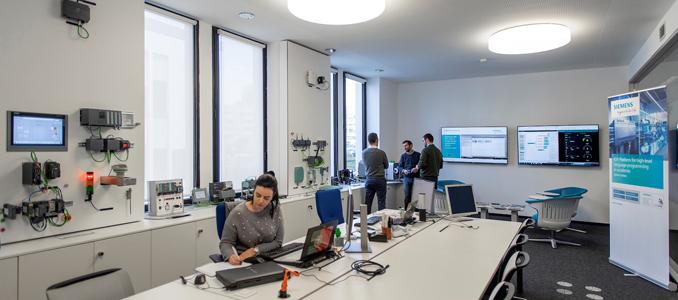 Siemens inaugura núcleo tecnológico nas suas instalações no Porto