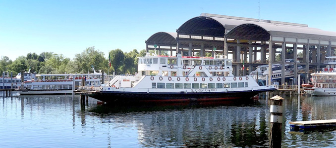 Icónico ferry do lago italiano Maggiore recebe retrofit híbrido com tecnologia ABB