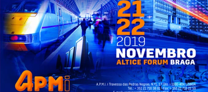 15.º Congresso Nacional de Manutenção – 21 e 22 de novembro
