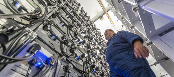 Ferry norueguês eletrificado com baterias de carga ultrarrápida da Siemens