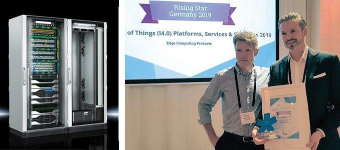 Rittal vence prémio ISG na categoria de Edge Computing
