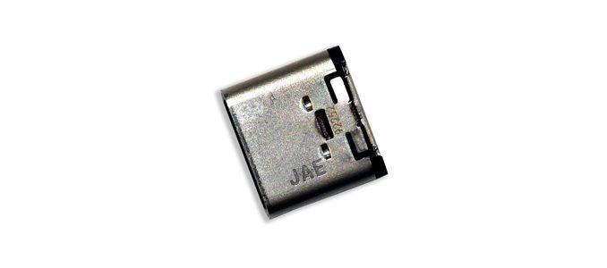 RUTRONIK: conetores de I/O compatíveis com USB Tipo-C™ da JAE
