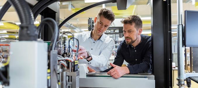 Sistema de Controlo na Manutenção Industrial