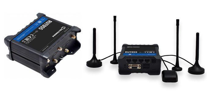 F.Fonseca apresenta router IoT RUT955 com LTE da Teltonika