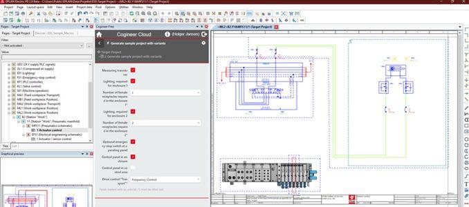 M&M Engenharia Industrial: EPLAN Cogineer Free – nova ferramenta para criação esquemática automatizada
