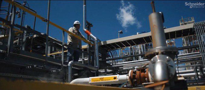 BASF implementa EcoStruxure™ Asset Advisor na nova subestação elétrica