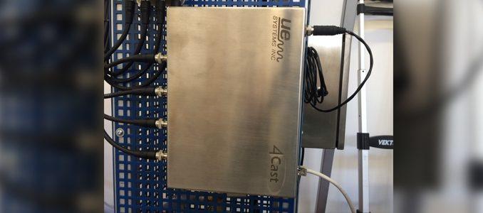 UE Systems Europ: 4Cast – monitorização de rolamentos 24/7 com ultrassons