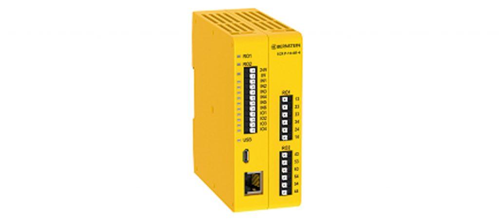 Alpha Engenharia/BERNSTEIN: controlador de segurança programável