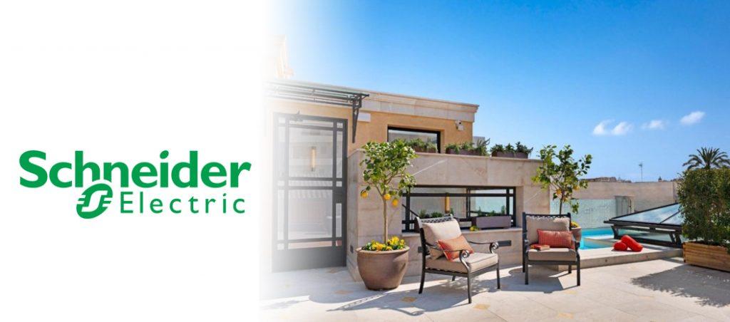 Schneider Electric Portugal: melhorar o conforto e eficiência das instalações num hotel