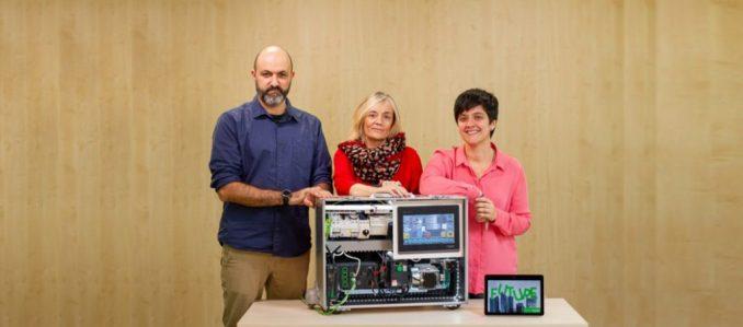 Schneider Electric: solução de controlo por voz para uma indústria mais inclusiva