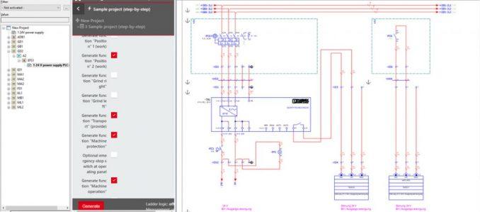 M&M Engenharia Industrial: EPLAN eBuild – esquemas através da nuvem