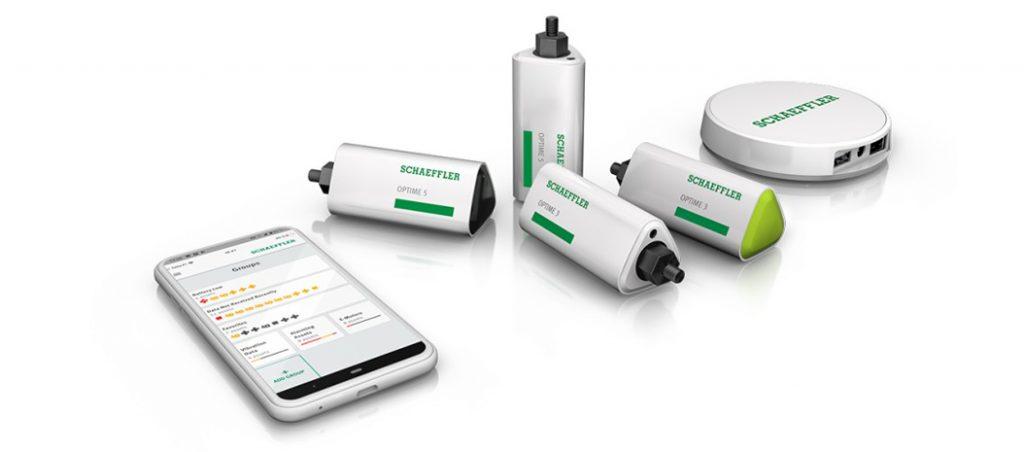 Schaeffler OPTIME: Condition Monitoring rentável para todos os equipamentos