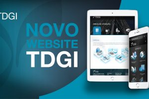 TDGI apresenta novo website com novas funcionalidades e design renovado
