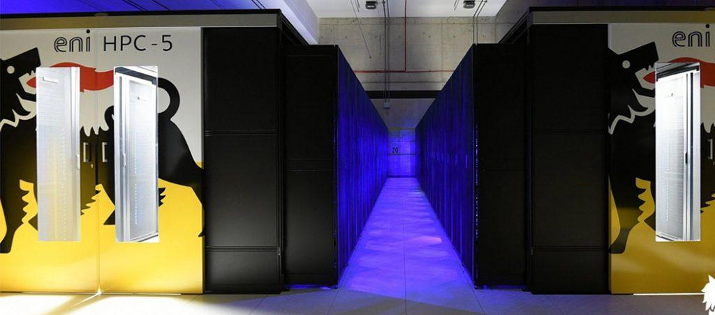 SINTéTICA: Eni HPC5 – Supercomputador contribui na luta contra o coronavírus