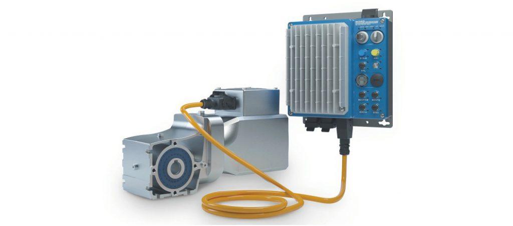NORD Drivesystems: eficiência a um novo nível com motores IE5+ e LogiDrive