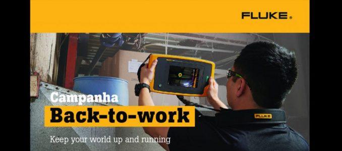 Bresimar Automação: campanha exclusiva Fluke Back-to-Work