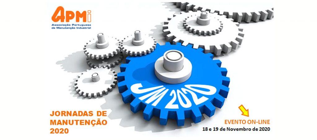 Jornadas de Manutenção 2020 – 18 e 19 de novembro de 2020 – Online
