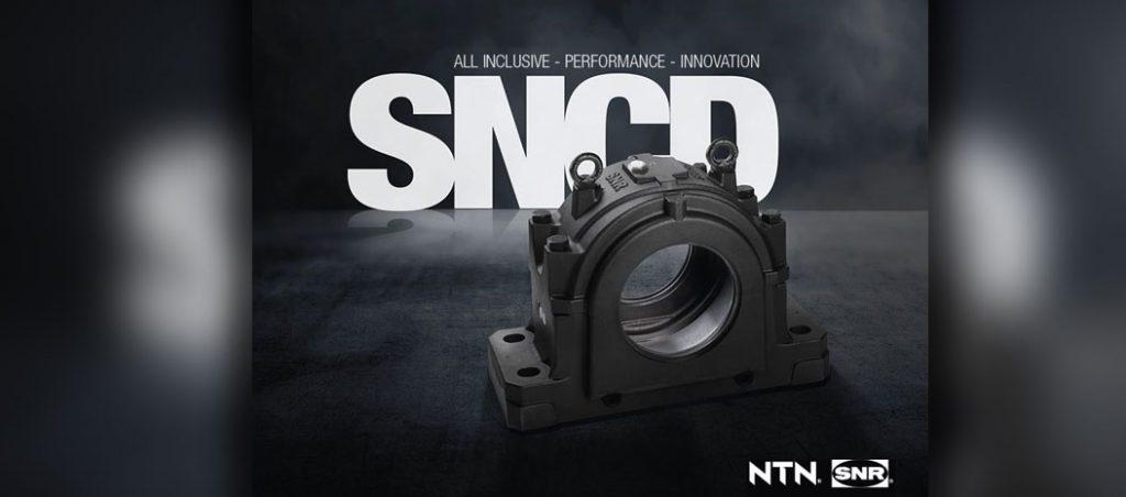 NTN-SNR expande a sua linha de mancais SNCD