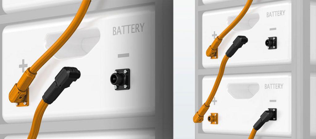 Phoenix Contact: conetores para sistemas de armazenamento de energia