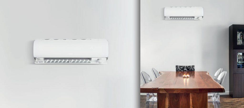 GREE equipa os seus splits G-Tech, Fair e U-Crown com novos filtros de purificação de ar