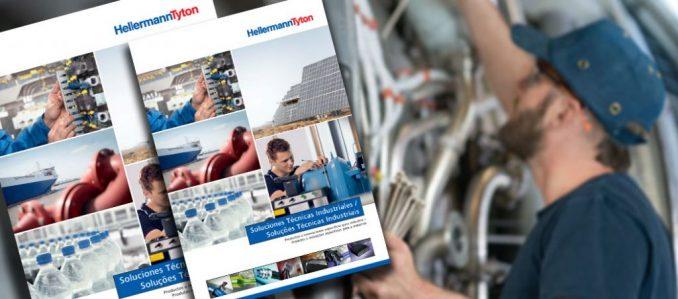Novo catálogo de soluções técnicas industriais