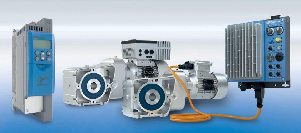 Variadores de frequência de 0,25 a 160 kW