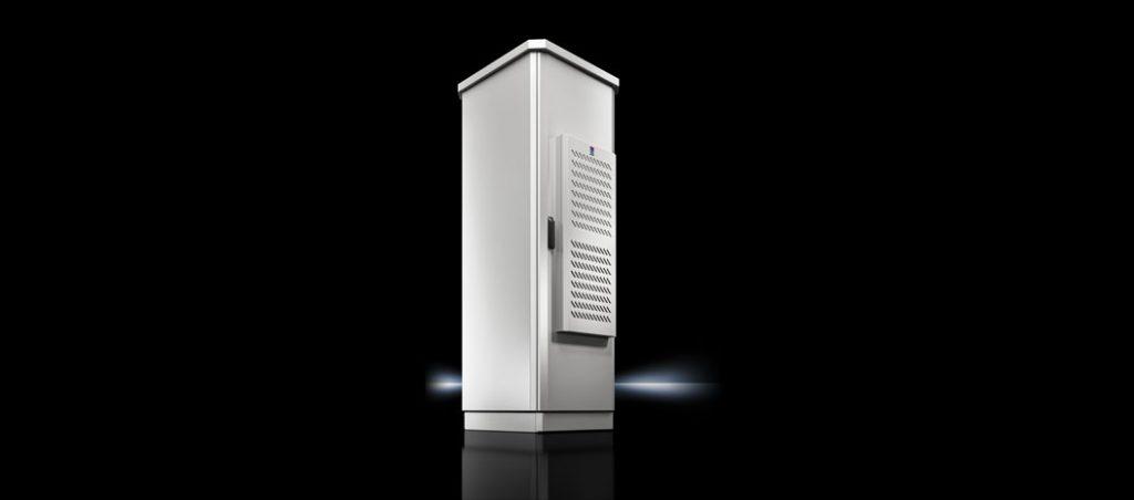 Novas unidades de climatização para exterior Blue e + da Rittal