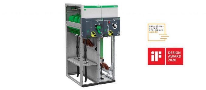 SM AirSeT, a nova gama de quadros elétricos MT sem SF6