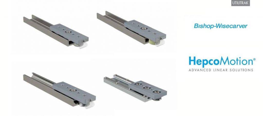 UtiliTrak da HepcoMotion: solução de baixo custo e de fácil instalação