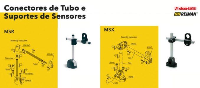 suportes de sensores