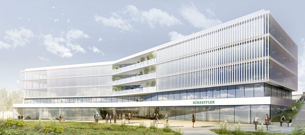 Schaeffler vai construir  laboratórios de última geração em Herzogenaurach