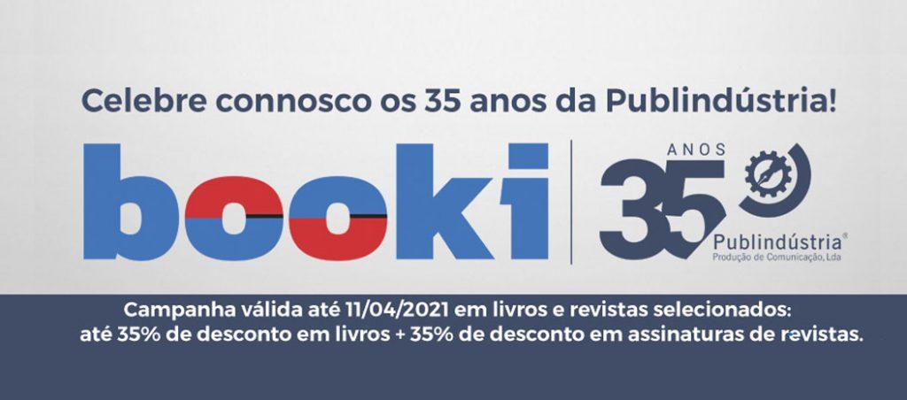Celebre os 35 anos da Publindústria com os melhores descontos