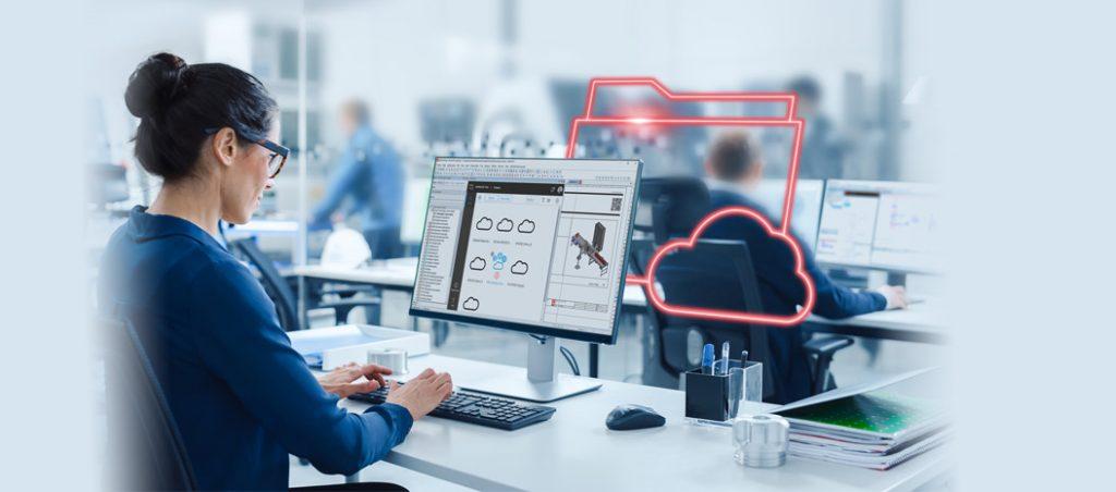 EPLAN eManage: carregar, partilhar e gerir de forma fácil os projetos na nuvem
