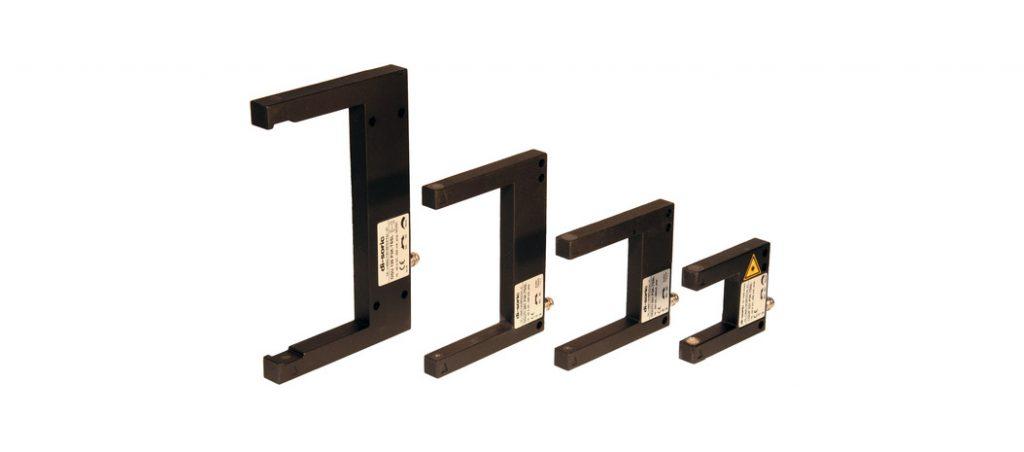 Di-soric: sensor fotoelétrico de forquilha tipo garfo com IO-Link