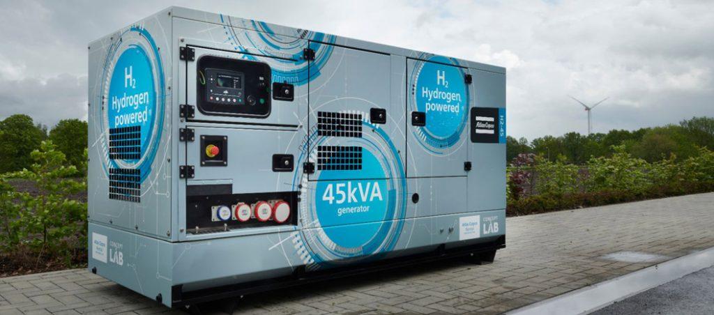 Gerador de energia H2-45