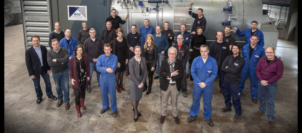 Atlas Copco adquire a Eco Steam and Heating Solutions