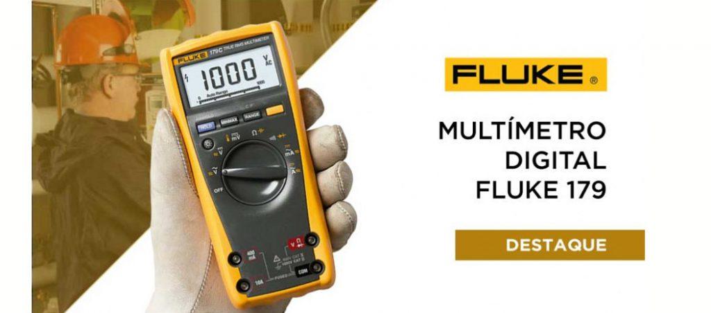 Multímetro digital 179 da Fluke