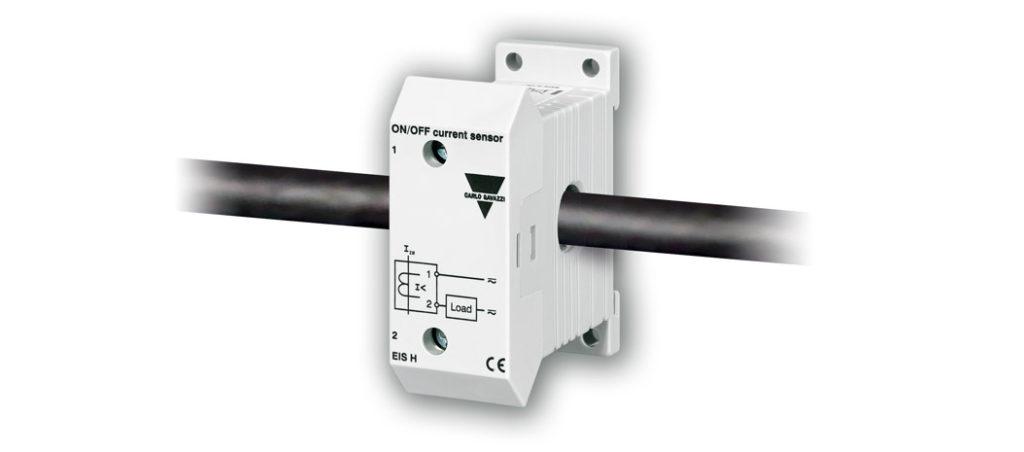 Relé miniatura de monitorização de carga ON/OFF: EIS H