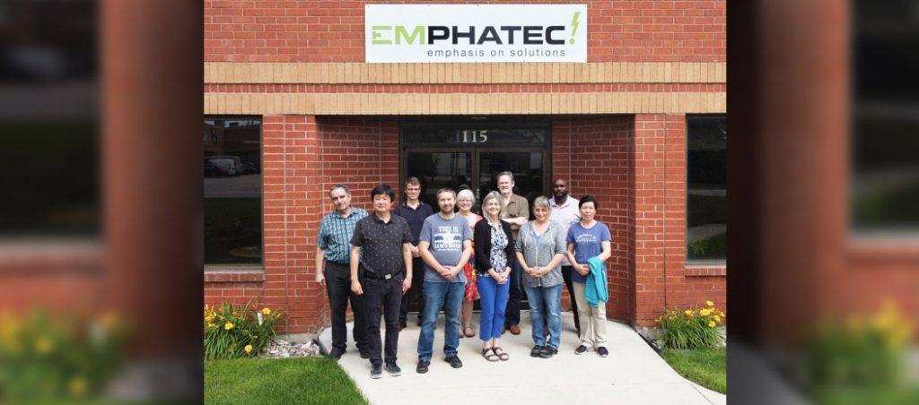 Grupo Weidmüller adquire a empresa Emphatec Inc