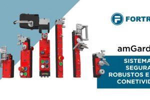 amGardpro: sistema de bloqueio mecânico de segurança da Fortress Interlocks