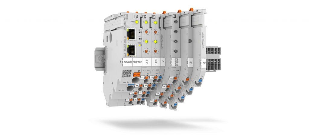 Sobrecorrentes sob controlo com o sistema de disjuntores de proteção